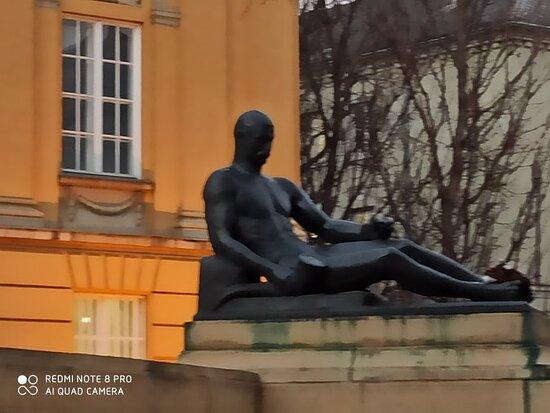 Allegorikus szobor