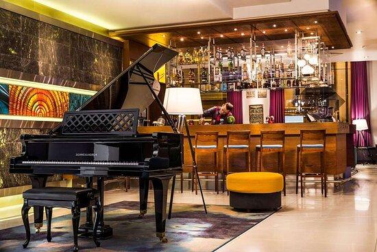 Salt & Co Bar Grand Piano