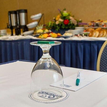 Meeting breakfast