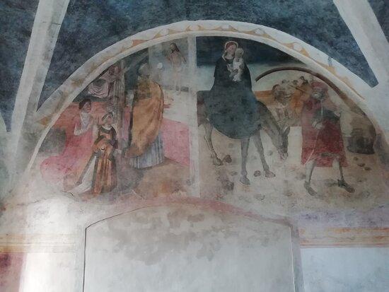 Cappella Della Madonna Del Boschetto