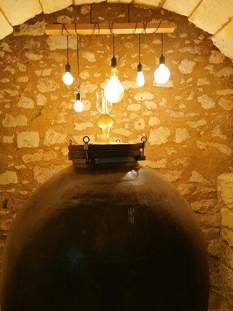 Venez découvrir nos outils de vinification !