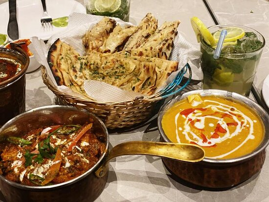 Indian Delights in veg and non-veg. Well balanced spices are used . Food and ambience are 10 on 10.