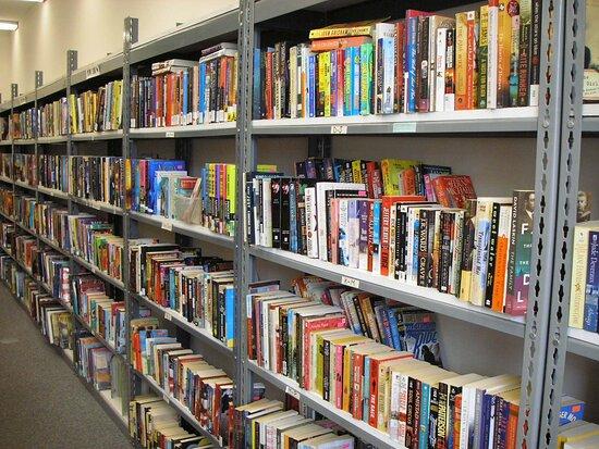 Booksavers Of Maryland