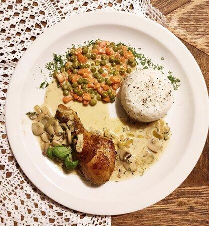 Barlinek, Polonia: obiad abonamentowy