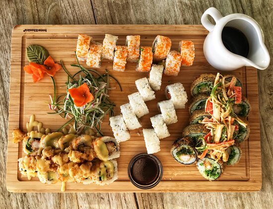 Order a platter to share...