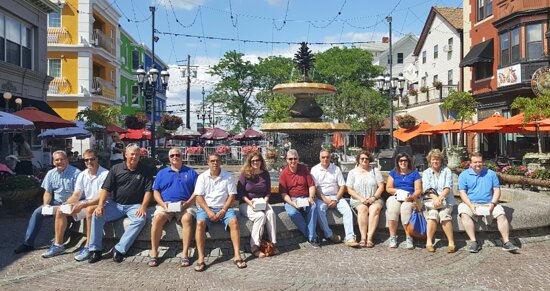 Join us on a mouthwatering trip all over our capital city on the Taste of Rhode Island Tour!