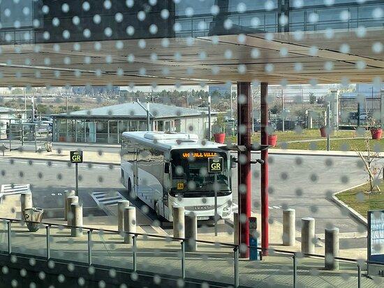 Gare de Valence TGV Rhône-Alpes Sud