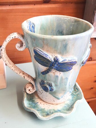 Eureka Springs, AR: Pottery