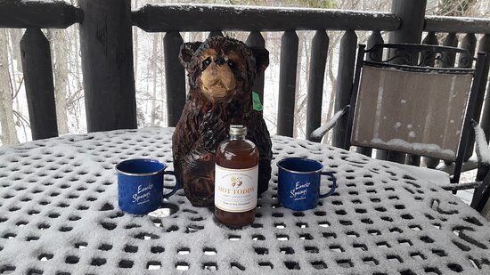 Eureka Springs, AR: Bears and bevvies