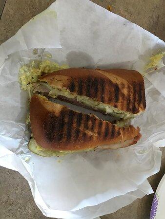 Best Cuban sandwich.