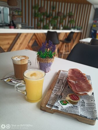 Desayunos o Meriendas Badía Beach Club & Restaurant