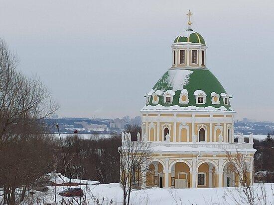 Podmoklovo, Rusia: Храм
