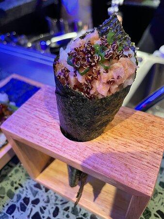 TMK Rap & Rolls - Spicy Tuna Wrap