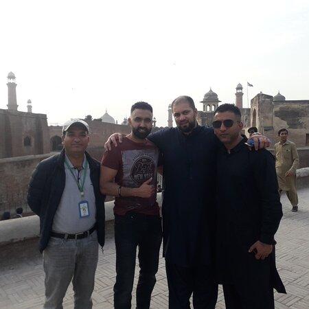UK Boys # Lahore # sightseeing # Tour# Lahore#