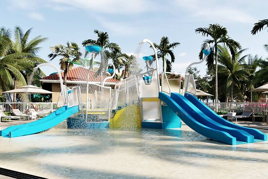 Children's Splash & Play Area