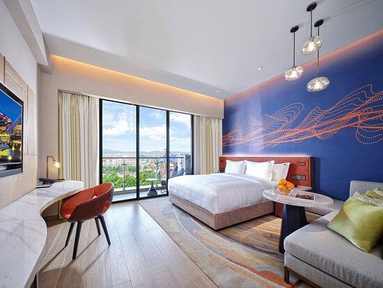 Classic King Room High Floor