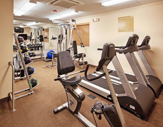 Turlock, كاليفورنيا: Fitness Center