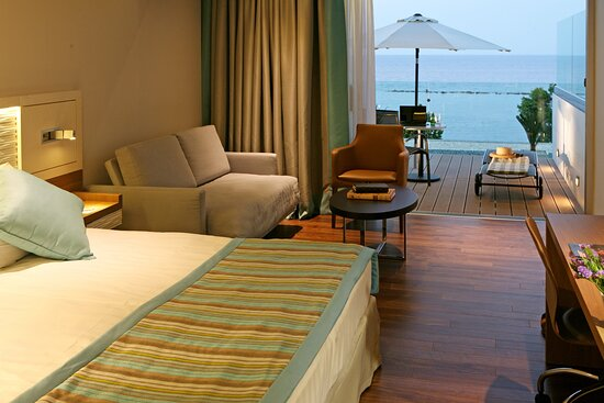 Enjoy the spaciousness of our Terrace Studio rooms.