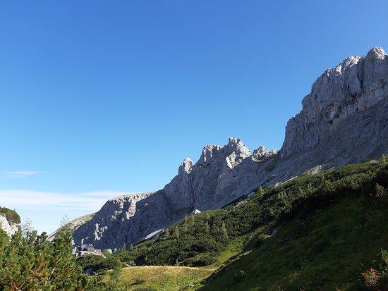 สติเรีย, ออสเตรีย: Wonderful mountain surroundings