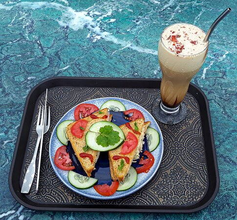 Try our delicious meals and beverages @ Rahi Cafe & Adventure
