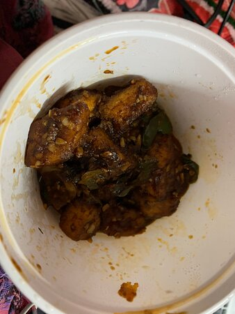 Saint Louis, MO: Paneer Chilli from  newly built re...tNa...a
