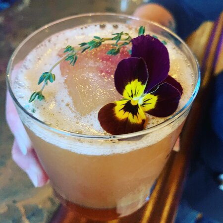 Our craft cocktails are to die for!