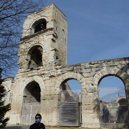 Magnifiques vestiges romains