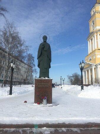 Николай Чудотворец.