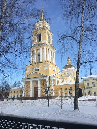 Спасо-Преображенский кафедральный собор.