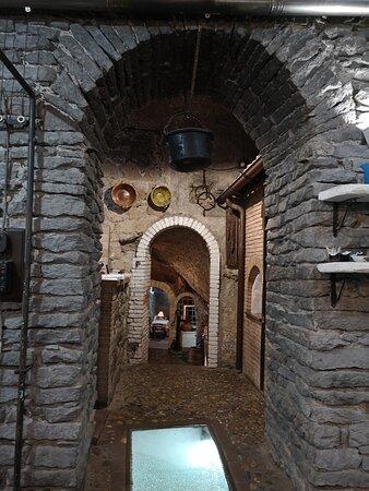 ....metti un sabato a Civita di Bagnoregio e pranza a Lubrano al Frantoio