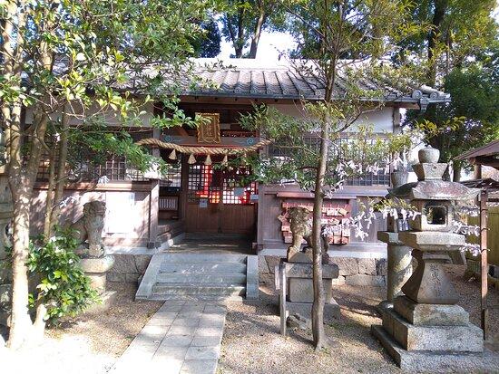 Heguri-nimasukino Shrine (Kishi Shrine)