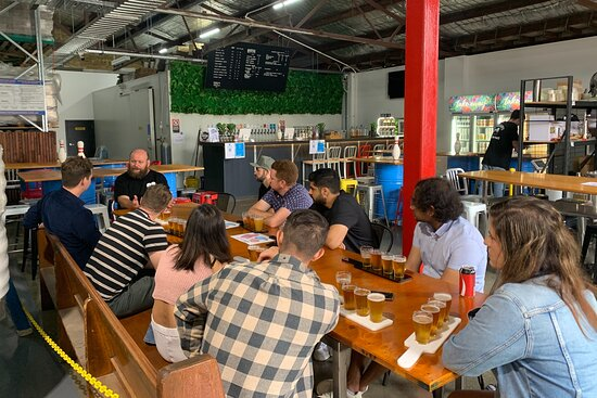 Northern Beaches Brewery Tours