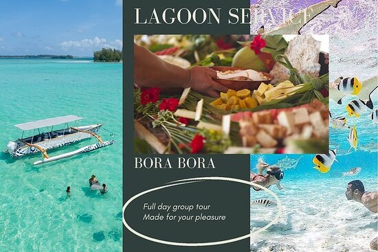 Full Day Lagoon Group Tour in Bora...