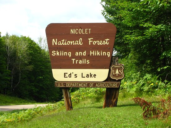 ‪Ed's Lake National Recreation Trail‬
