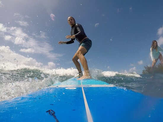 Catch'a Wave