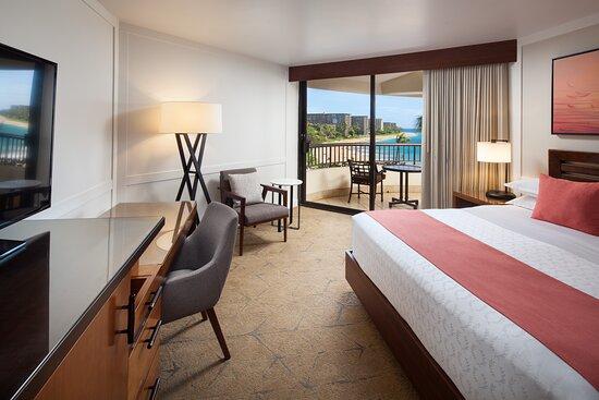 King Ocean Front Guest Room