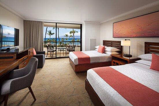 Double/Double Ocean Front Guest Room
