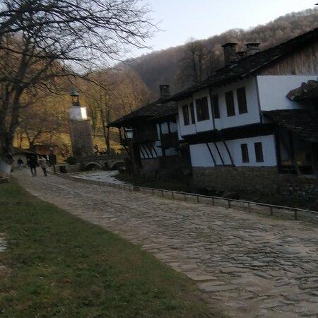 Etarat, Bulgaria: Alles op waterkracht,echt de moeite waard om te bezichtigen..