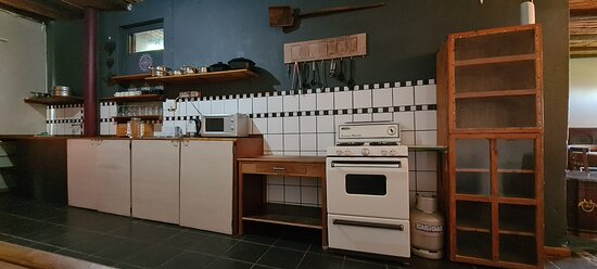 Ou Stal Kitchen