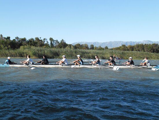 Ideal for rowing camps