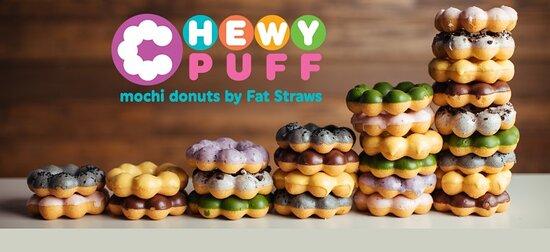 Japanese Style Mochi Donuts