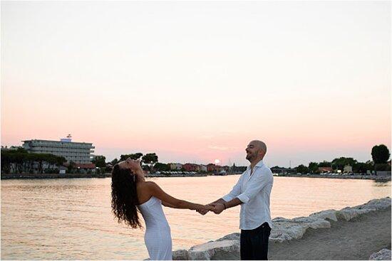 Sposati a Caorle , nella chiesetta dell'Angelo, al Duomo o in spiaggia - Picture of Hotel Austria, Caorle - Tripadvisor