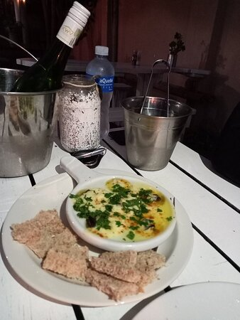 Cannon Rocks, South Africa: Roes Restaurant