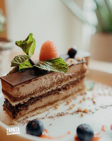 Lecker Cafeschnitte als Dessert