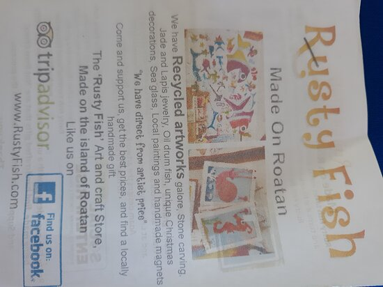 Informational flyer (front)