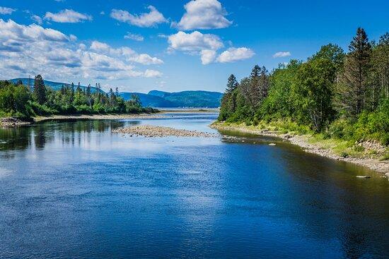 Riviere-Eternite, Canada: Baie Ste Marguerite, sentier le fjord