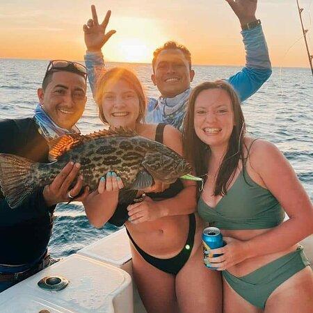 Sport Fishing In Costa Rica With Jairo