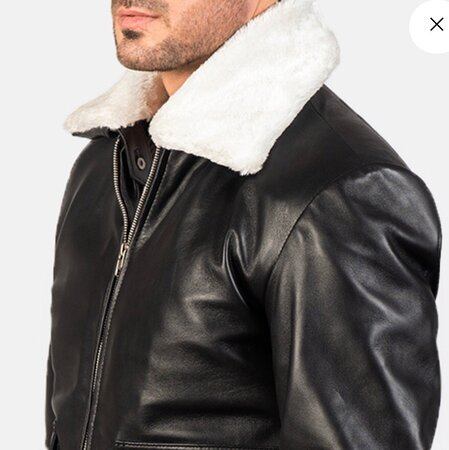 Sialkot, Pakistan: Men's leather jackets. High quality leather. Reasonable price. All countries shipping available. Goat, sheep leather stuff.