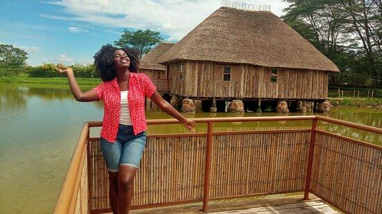 Entebbe, Uganda: Forever Eco Resort Kajjansi
