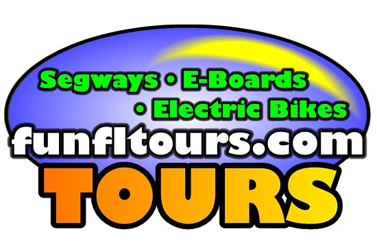 Fun Florida Tours - Electric Guided Tours - Segway, E-Board & Electric Bikes